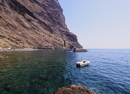Los Gigantes Cliffs, Tenerife Island, Canary Islands, Spain