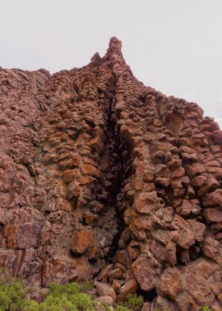 Roques de Garcia, Teide National Park, Tenerife Island, Canary Islands, Spain
