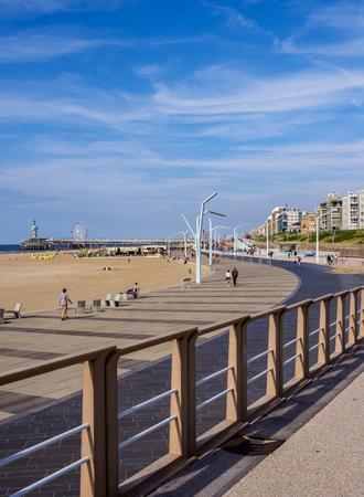 Scheveningen Beach, The Hague, South Holland, The Netherlands