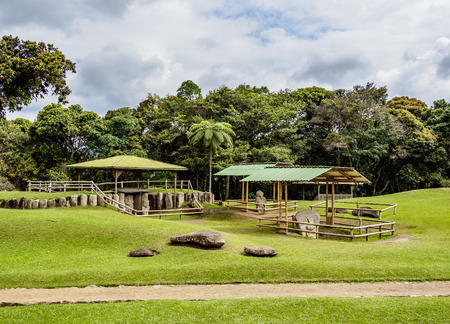San Agustin Archaeological Park, Huila Department, Colombia
