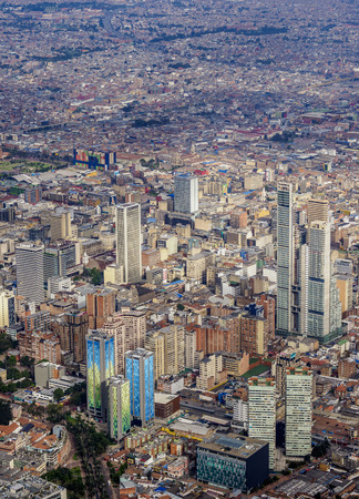 Bogota, Capital District, Colombia