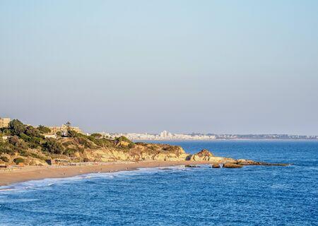 Alemaes Beach, Albufeira, Algarve, Portugal