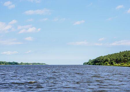 Vistual River Estuary, Mikoszewo, Pomeranian Voivodeship, Poland