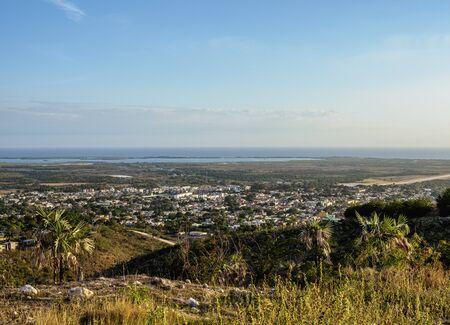 Townscape from Cerro de la Vigia, Trinidad, Sancti Spiritus Province, Cuba