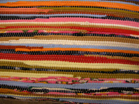 Colours and patterns on paper, metal, wax, glass, fabric, etc. decorate everyday objects, England