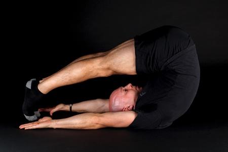Pilates Position - Jack Knife
