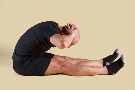 Pilates Position - Roll Up