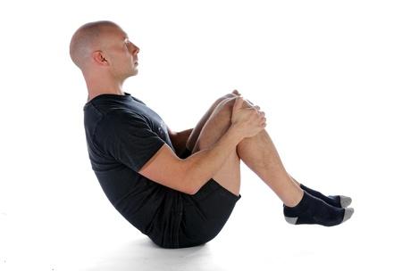 Pilates - Rolling like a Ball