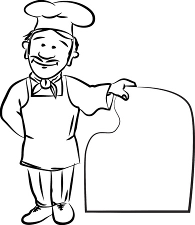 Chef, Cook label, ART OF COOKING
