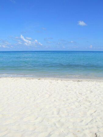 White sand beach in Koh Samui, Thailand. photo