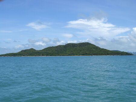 Tropical island, Thailand. photo