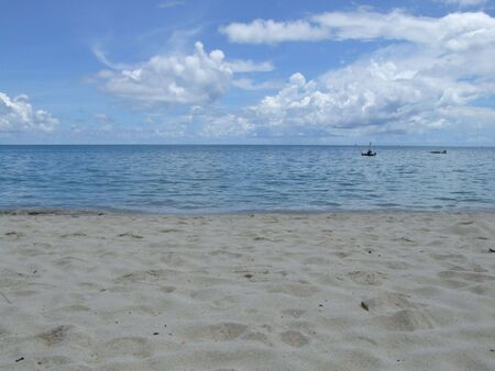 Ocean, Thailand. photo