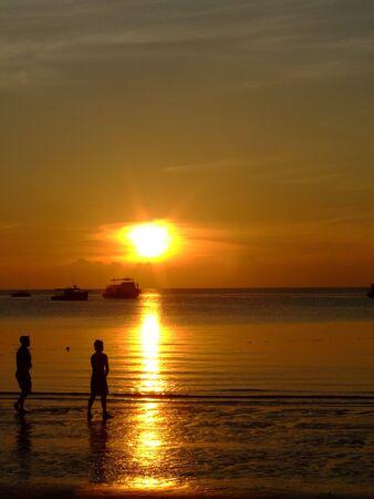 Sunrise, Thailand. photo