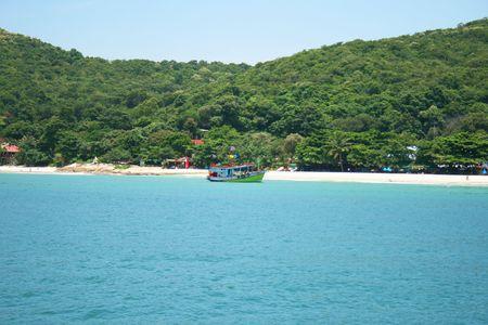 koh: Isla de Koh Samet, Tailandia.  Foto de archivo
