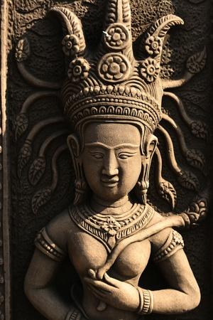 Thai statue, Thailand. Stock Photo - 8533688