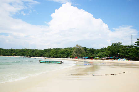 koh samet: Koh Samet island in Thailand. Stock Photo