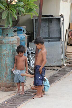 phen: Children in Cambodia.