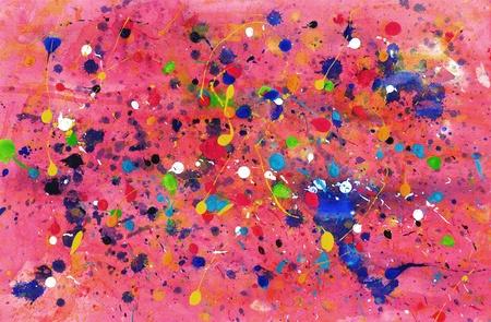 Paint background. photo