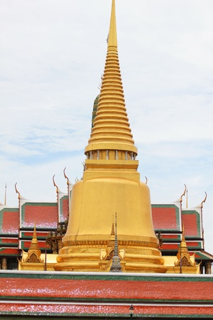 Temple, Thailand. photo