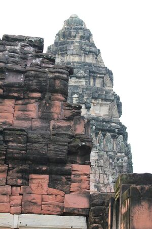 korat: Pimai temple in Korat, Thailand.