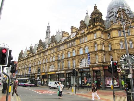 Leeds city center