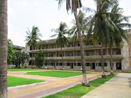 phen: Khmer rouge prison in Cambodia