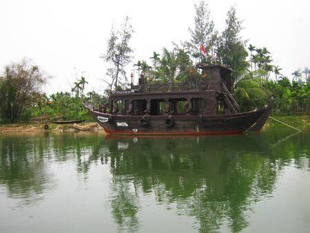 River in Vietnam