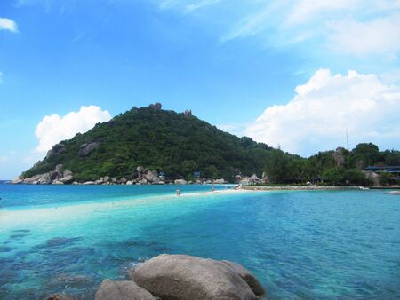 Beach in Koh Tao, Thailand. Stock Photo - 12152870