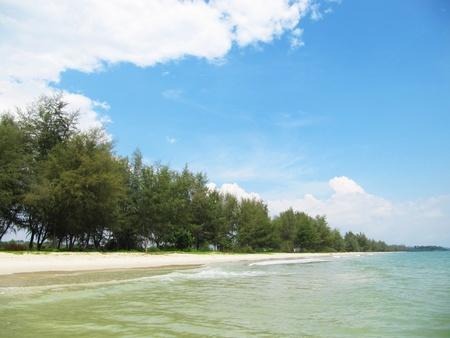 chang: Beach in Koh Chang, Thailand