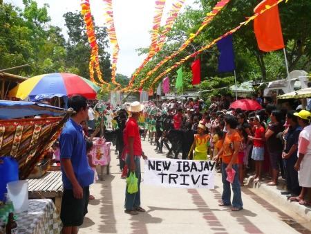 filipino ethnicity: Festival in the Philippines