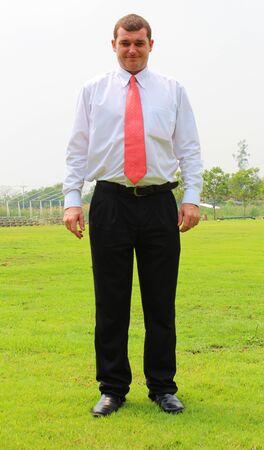 Profesor de Inglés, Tailandia. Foto de archivo - 12369394