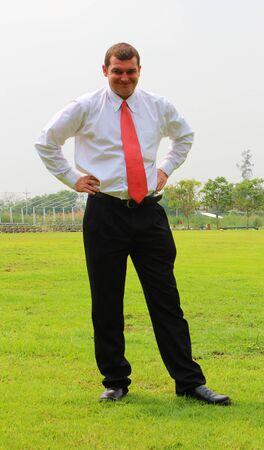 Profesor de Inglés, Tailandia. Foto de archivo - 12369842
