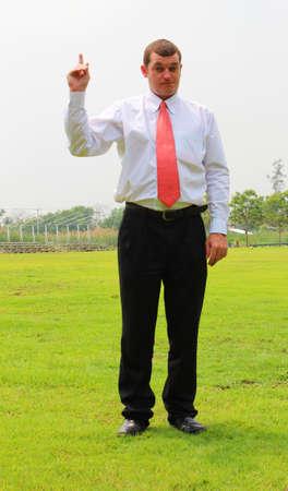 Profesor de Inglés, Tailandia. Foto de archivo - 12369681