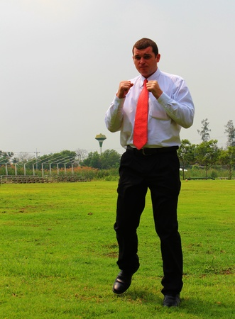 English teacher, Thailand. Stock Photo - 12370265