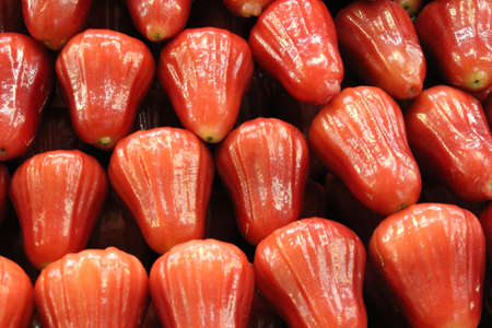 Rose Apples, Bangkok, Thailand Stock Photo - 23697731