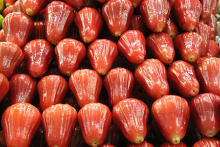 Rose Apples, Bangkok, Thailand  Stock Photo - 23678161