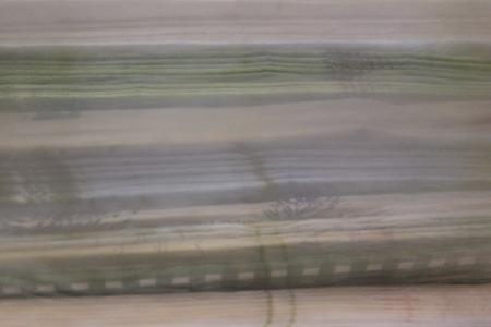 perspectiva lineal: Cremoso de papel del fondo en colores pastel, Bangkok, Tailandia. Foto de archivo