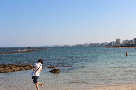 cyprus: Famagusta Beach Resort, Cyprus.