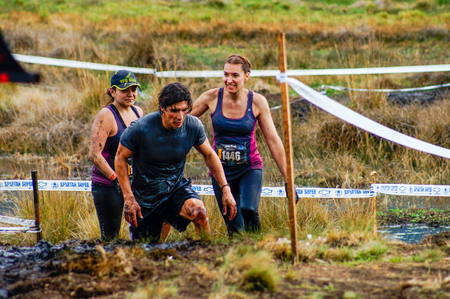 The Spartan Race is an extreme military style obstacles race where athletes run on hits of 300 participants, resembling the 300 spartan soldiers that fought under command of the legendary greek general Leonidas on the Thermopylae Battle. These competitors Editöryel