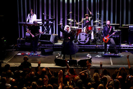 Blondie live at the O2 Academy, Bournemouth 19 June 2010
