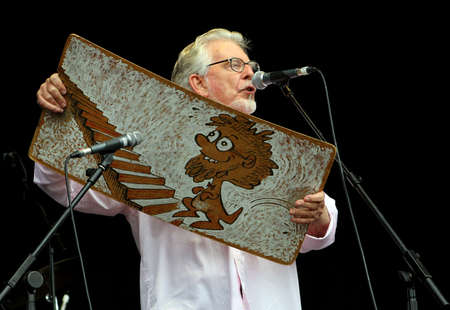 Rolf Harris live at Bestival, Isle of Wight 11 September 2010