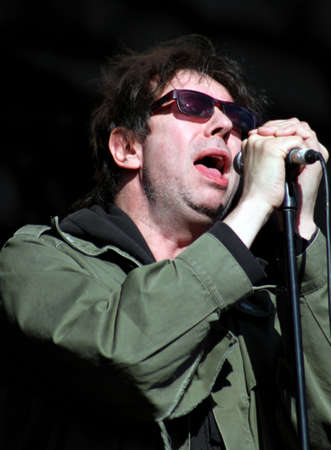 Echo and the Bunnymen live at Bestival, Isle of Wight 12 September 2010