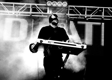 The Bloody Beetroots - Deathcrew 77: live at Global Gathering 2010  Editorial