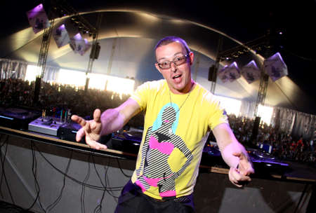 Judge Jules: live at Global Gathering 2010