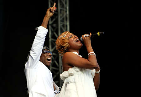 Chic live at Bestival, Isle of Wight 12 September 2010