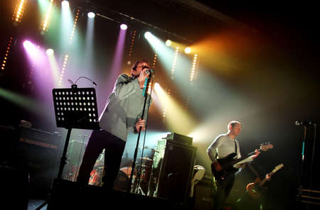 Ocean Colour Scene live at Southampton Guildhall UK 15.02.2011 Stock Photo - 8807777