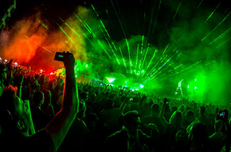 Chemical Brothers - Creamfields 2015