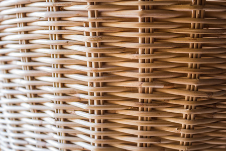 wicker: Wicker basket