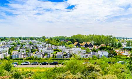 holiday resort roompot zeebad, Breskens, Zeeland, The Netherlands, 24 July, 2020 Publikacyjne
