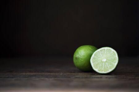 Fresh Limes Still Life